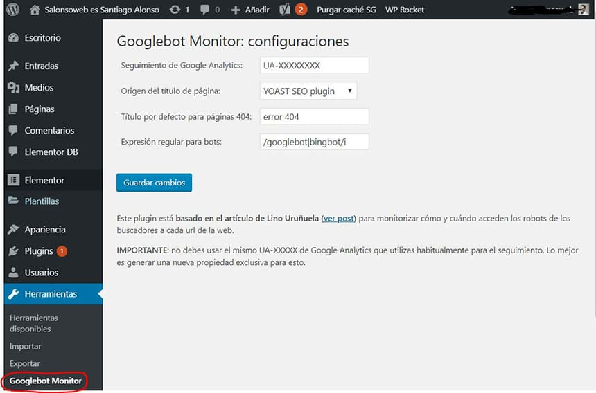 plugin-wordpress-googlebot-monitor