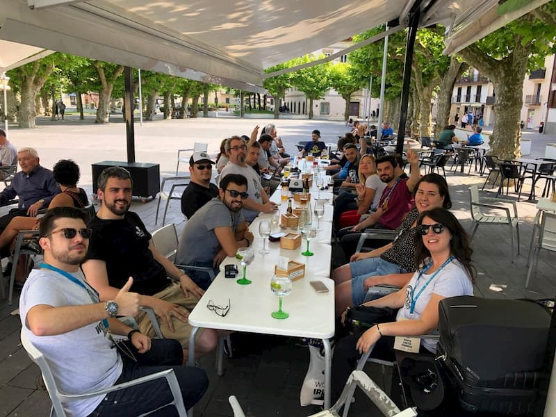 Poteo post WordCamp Irun 2019